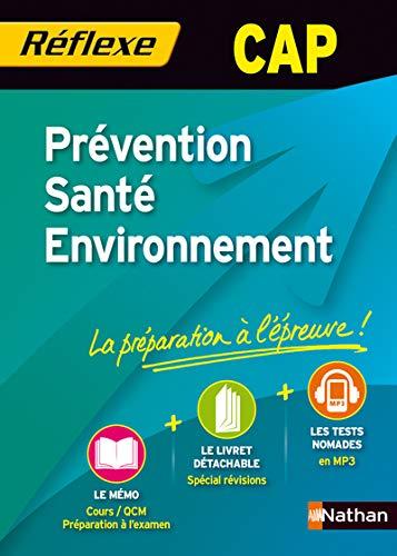 9782091620046: Prévention Santé Environnement CAP (Réflexe)