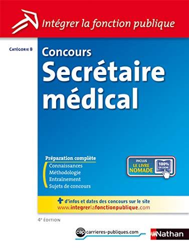 9782091620091: Concours secrétaire médical