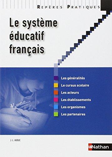 9782091620466: Le système éducatif français