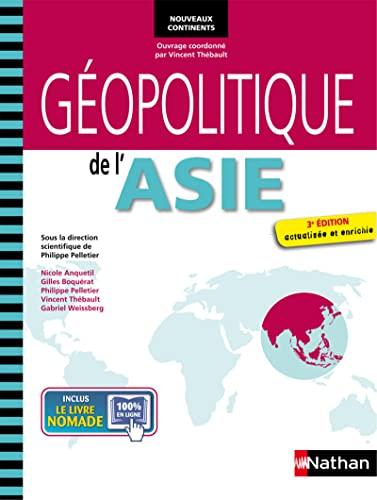 9782091620886: GEOPOLITIQUE DE L'ASIE 3ED