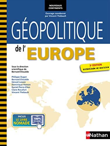 9782091620893: GEOPOLITIQUE EUROPE (NOUV CONT