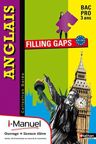 9782091624372: FILLING GAPS BPRO (GALEE) LICE