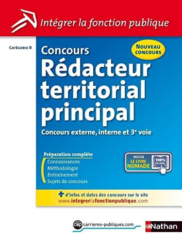 9782091624860: CONCOURS REDACT TERR PRINC CAT
