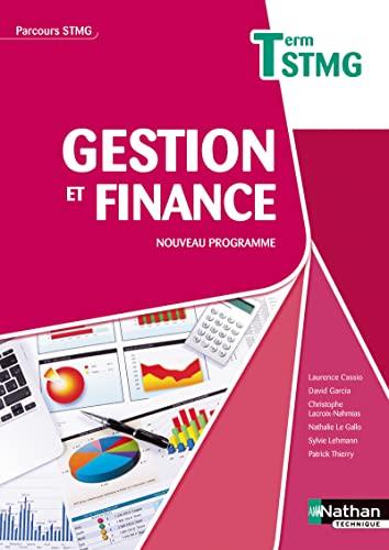 9782091627502: Gestion et finance terminale stmg (parcours stmg) eleve 2013