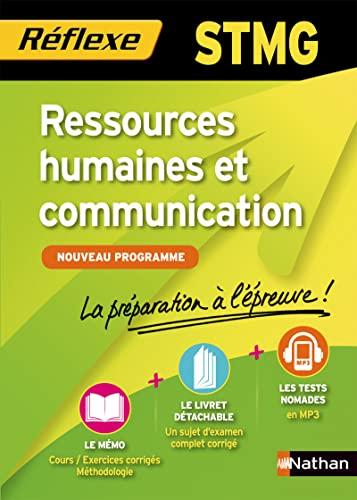 9782091628103: Ressources humaines et communication - STMG
