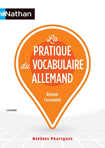 9782091628295: La pratique du vocabulaire allemand