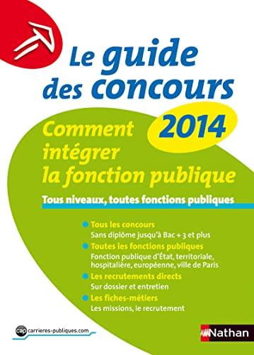 9782091629124: GUIDE DES CONCOURS 2014