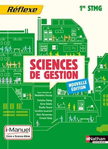 9782091630687: Sciences de gestion - 1re STMG