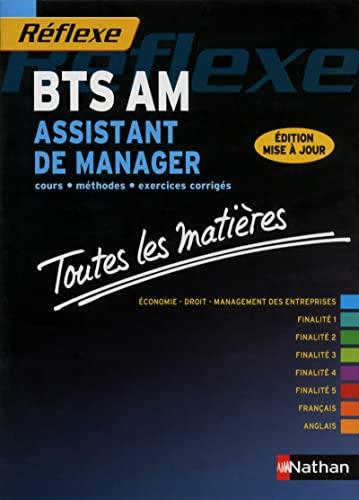 9782091631981: Toutes les matières BTS Assistant de manager