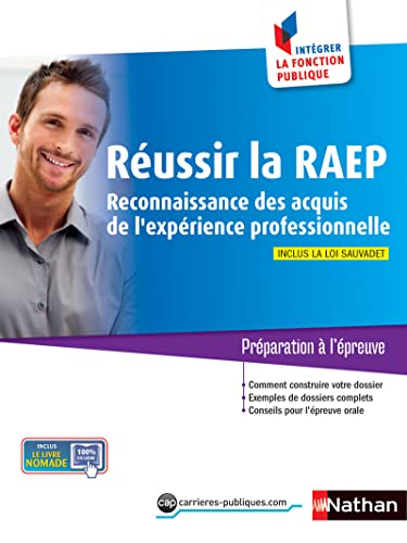 9782091636573: Réussir la RAEP (Reconnaissance des Acquis de l'Expérience Professionnelle)