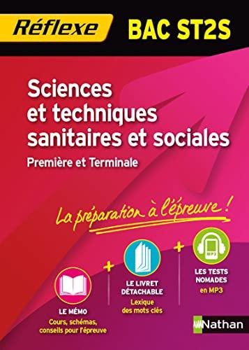 9782091636740: Sciences et techniques sanitaires et sociales Bac ST2S