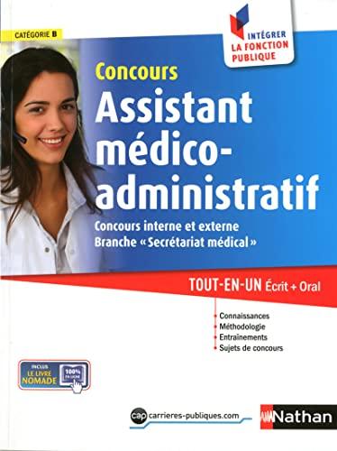 Concours Assistant médico-administratif: Annie Godrie