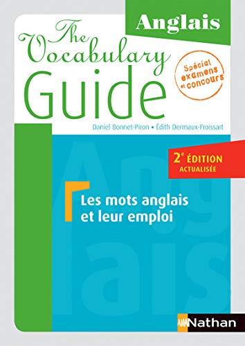 The Vocabulary Guide: Daniel Bonnet-Piron; Édith Dermaux-Froissart