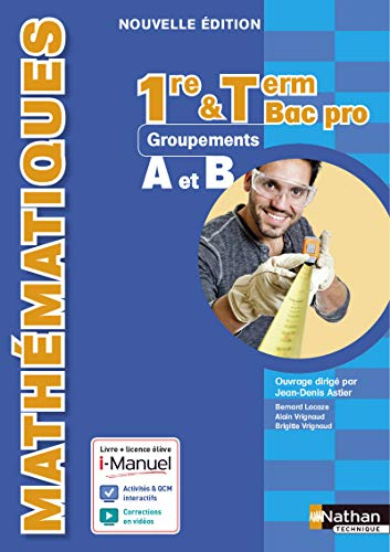 9782091637266: Math�matiques 1re/Tle Bac Pro