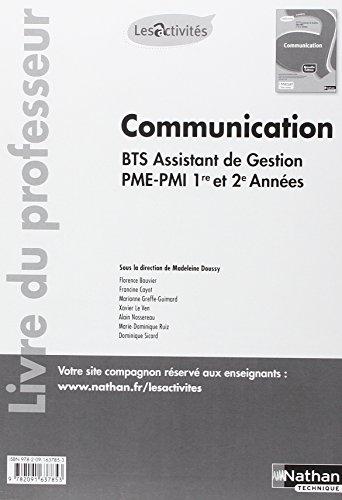 9782091637853: Activité 8 - Communication