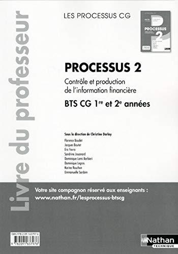 Processus 2 BTS CG 1re et 2e années