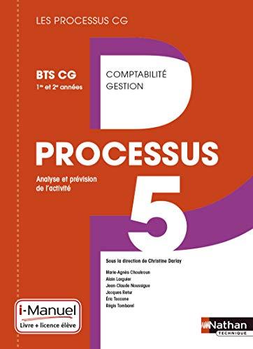 9782091638027 Processus 5 Bts Cg 1re Et 2e Annees