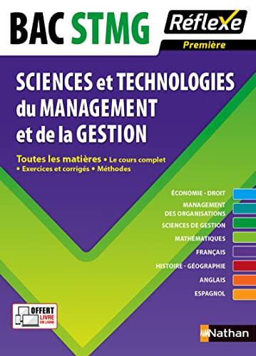Toutes les matières 1re STMG - Sciences: Marie-Hélène Dumaitre; Amaury