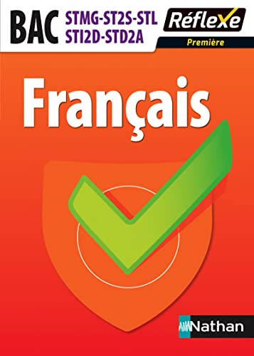 9782091638713: Fran�ais - 1re STMG-ST2S-STI2D-STD2A-STL