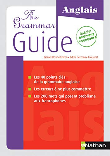 9782091638812: the grammar ; guide anglais 2015