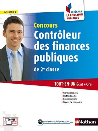 9782091639055: contrôleur des finances publiques ; catégorie B
