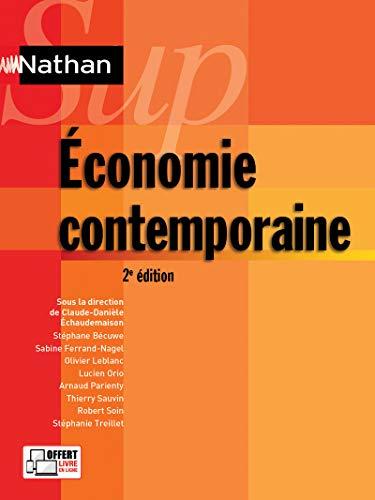 Économie contemporaine: Stéphanie Treillet; Sabine