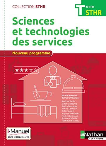 9782091648156: Sciences et technologies des services Tle