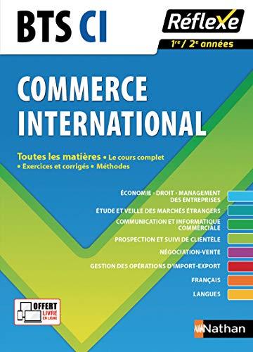 9782091649146: Ci Commerce International Bts - Toutes les Matières - Reflexe N11-2017 (Réflexe)