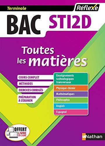 9782091649320: Toutes les matières Bac STI2D - Tle - Bac 2020 - 2020 (13)