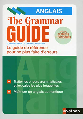 9782091650319: The Grammar Guide - 2020