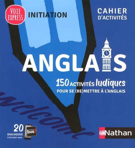 9782091653044: Anglais Cahier d'activités - initiation