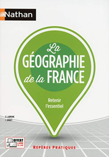 9782091653976: La géographie de la France