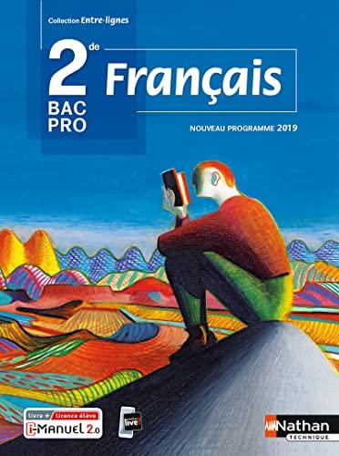 9782091654355: Français - 2de Bac Pro