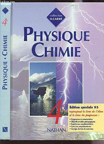 Physique Chimie 4e: Jean-Michel Baby Hélène