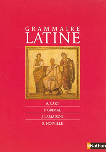 9782091712420: Grammaire Latine (French Edition)