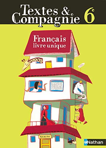 Textes & Compagnie 6e: Francais livre unique: Alain Pagès, Bruno Doucey, Marlène Guillou, ...