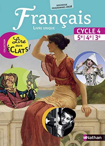Francais Cycle 4 5e 4e 3e Lire Aux
