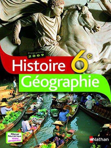 Histoire Geographie 6e (French Edition): Anne-Marie Hazard-Tourillon