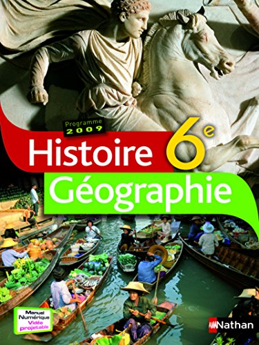 9782091717302: Histoire Geographie 6e (French Edition)