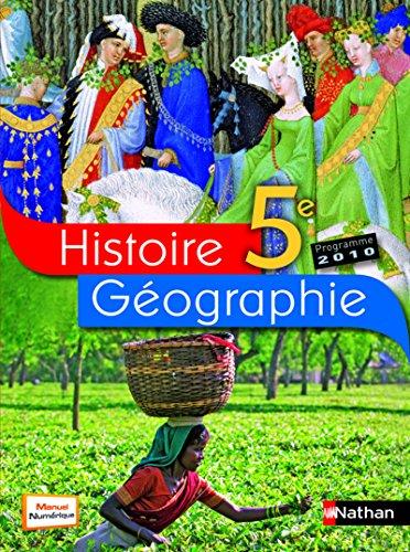 9782091717364: Histoire-géographie 5e (French Edition)