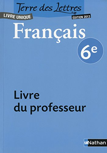 9782091717432: Terre des Lettres 6e