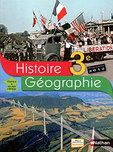 9782091717500: histoire-geographie 3e grand form. 2012
