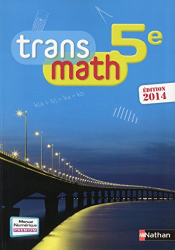 9782091717784: Transmath 5e grand format 2014