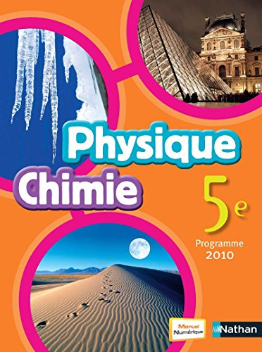 Physique Chimie 5e (French Edition): Frédéric Amauger
