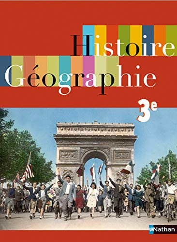 9782091718347: Histoire Geographie 3e (French Edition)
