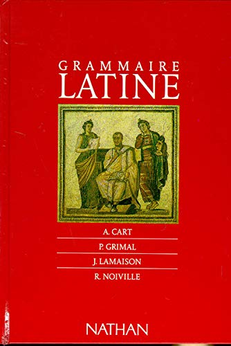 9782091718507: Grammaire Latine Cart Grimmel - Lamaison (French Edition)