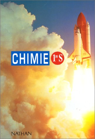 9782091722405: CHIMIE 1ERE S. Programme 1994