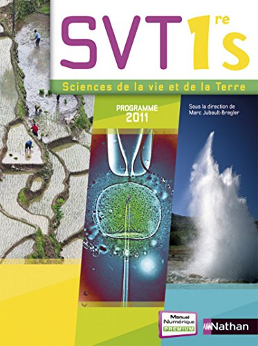 9782091722894: S.V.T. 1re S : Programme 2011, grand format