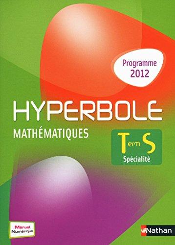 9782091726731: Hyperbole Terminale S Sp�cialit�