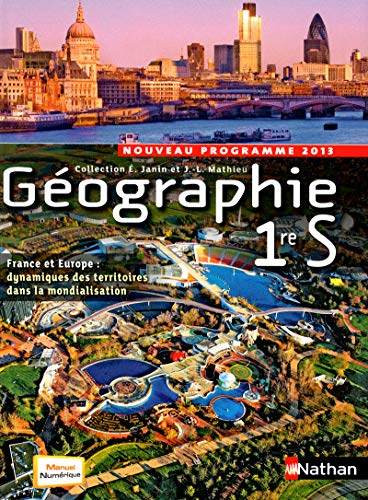 9782091726816: Géographie 1e S 2013